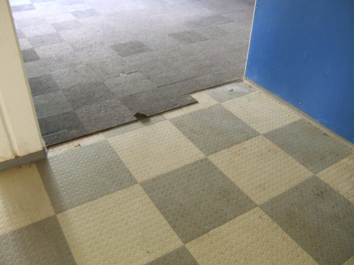 Fußbodenplatten Asbest ~ Bodenbeläge aus platten vinyl platten floor flex vorläufige
